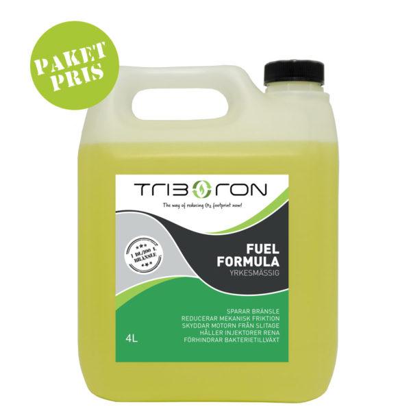 Fuel Formula Yrkesmässig 4L