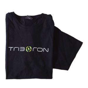 Triboron T-shirt svart